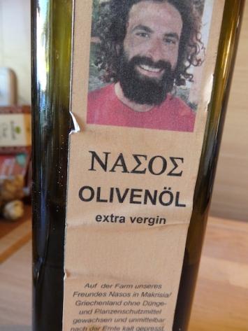 Bestes Olivenöl aus Peloponnes