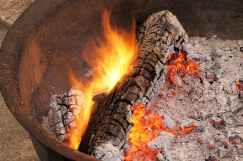 ash barbecue blaze bonfire